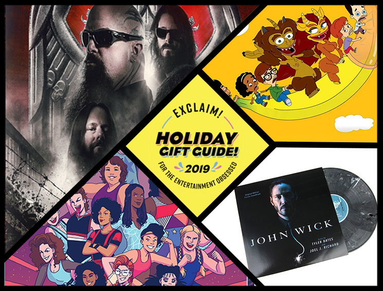 Exclaim! Gift Guide: The Best Blu-rays, Film and TV Presents of 2019