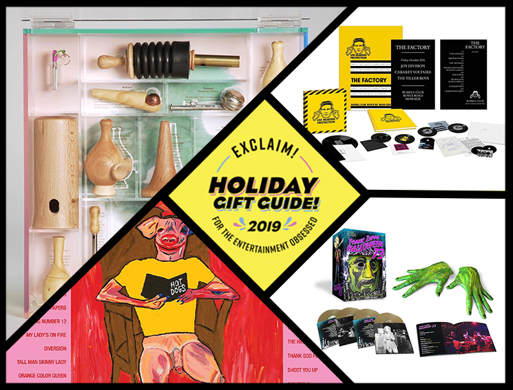 Exclaim! Gift Guide: The Best Box Sets of 2019