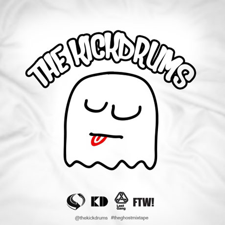The Kickdrums 'The Ghost Mixtape'