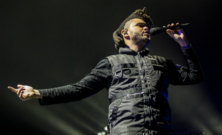 The Weeknd's New Album Is Inspired by Bad Brains, Talking Heads and the Smiths