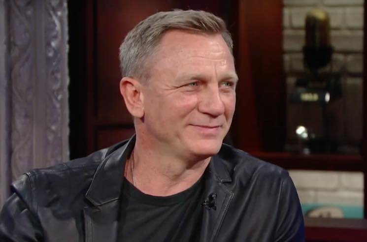 ​Daniel Craig Confirms He Will Return as James Bond