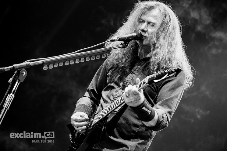 Dave Mustaine Details 'Rust in Peace' Memoir