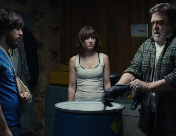 10 Cloverfield Lane Directed by Dan Trachtenberg