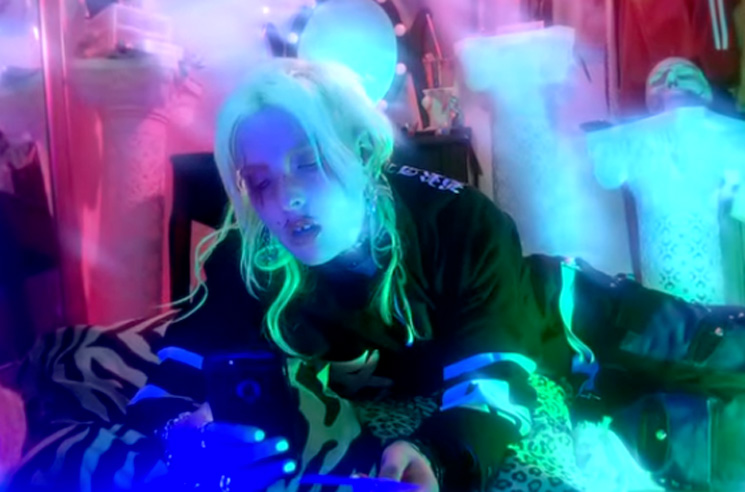 """Watch 100 gecs and Dorian Electra Keep Isolated in Their """"gec 2 Ü"""" Remix Video"""