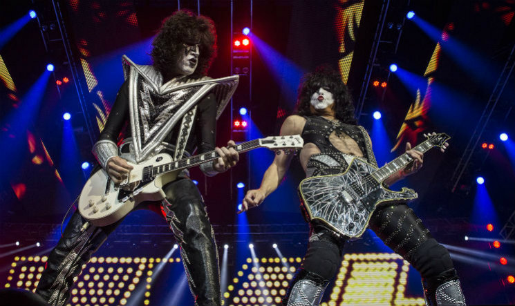 Kiss Rexall Place, Edmonton AB, July 12