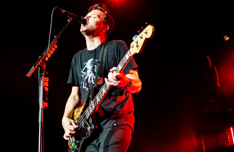 Blink-182, Weaves and the Tragically Hip's Last Show Lead This Week's Can't Miss Concerts