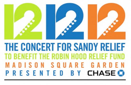 '12-12-12' Charity Concert Documented with Live Album Featuring Paul McCartney, the Rolling Stones, Bruce Springsteen, the Who