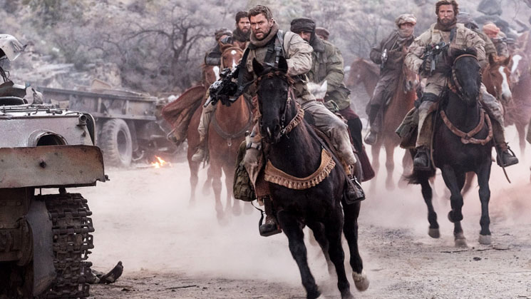 12 Strong Directed by Nicolai Fuglsig