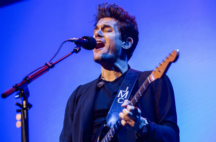 John Mayer / LANY Rogers Place, Edmonton AB, April 17
