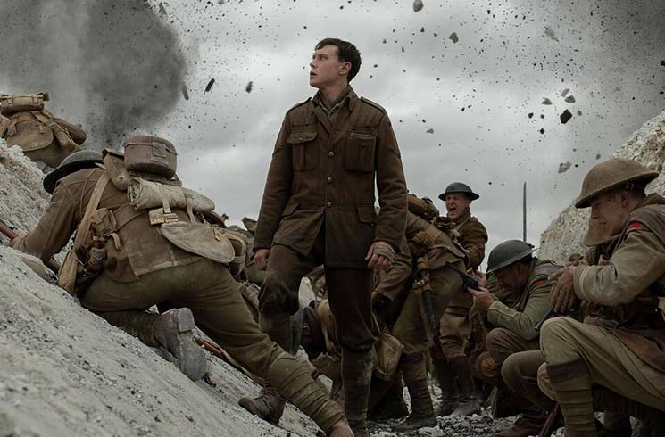 '1917' Redefines What a War Movie Can Be Directed by Sam Mendes
