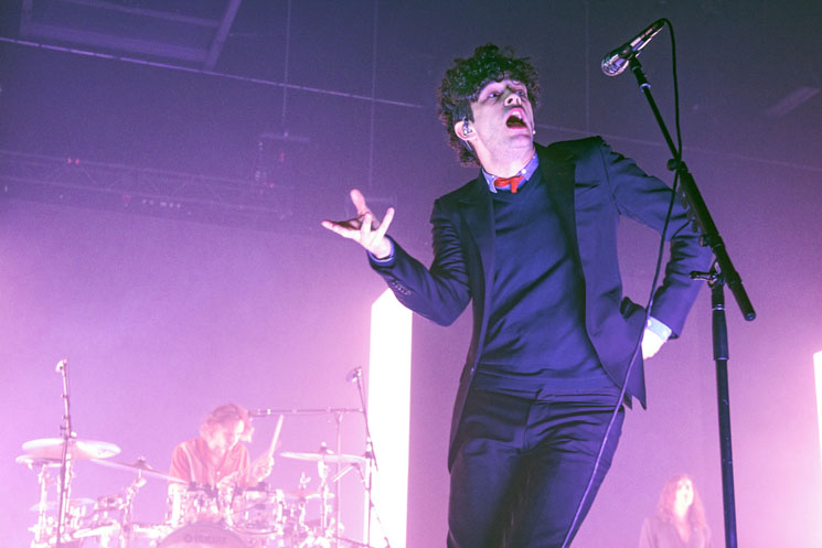 ​The 1975 Map Out North American Tour