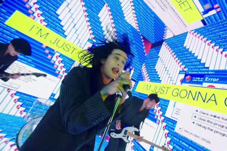 The 1975 Release New Single 'People,' Share Dizzying Video