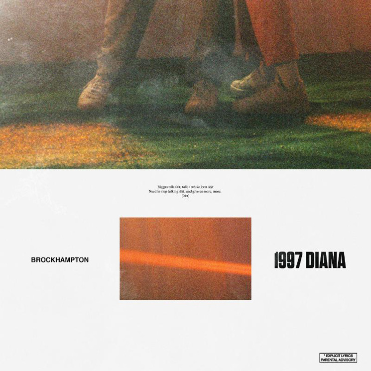 "Brockhampton Share ""1997 DIANA"""
