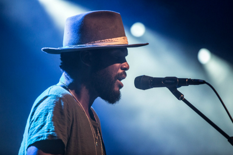 Gary Clark Jr. Commodore Ballroom, Vancouver BC, April 12