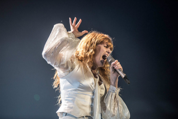 ​Florence and the Machine Rogers Arena, Vancouver BC, October 25
