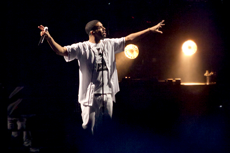 OVO Fest 2013 featuring Drake, Lil Wayne, Kanye West, Diddy, TLC Molson Canadian Amphitheatre, Toronto ON, August 5