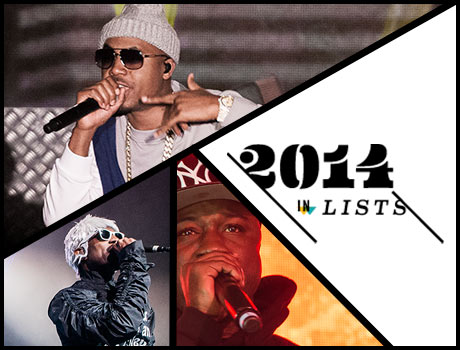 Exclaim!'s 2014 in Lists: Four Signs That '94 Hip-Hop is Back