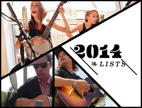 Exclaim!'s 2014 in Lists: Top 20 Most Viewed Exclaim! TV Sessions