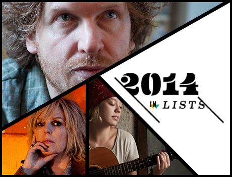 Exclaim!'s 2014 in Lists: Five Folk Albums from Minimalist to  Maximalist