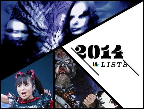 Exclaim!'s 2014 in Lists: 5 Metal Acts From Joking to Not Joking