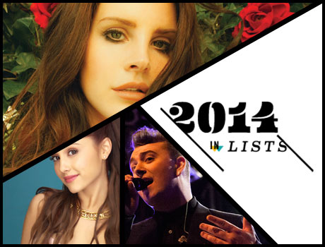 Exclaim!'s 2014 in Lists: Top Five Albums From the World of Poptimism