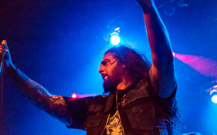 ​Kataklysm / Belphegor / Necronomicon Virgin Mobile Corona Theatre, Montreal QC, November 13
