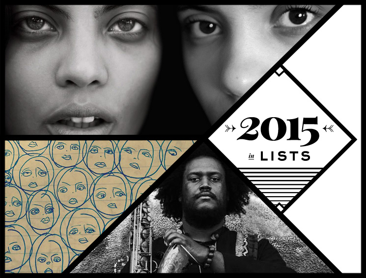 Exclaim!'s Top 10 Underrated Records 2015 in Lists