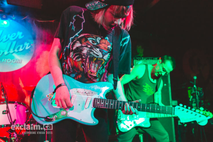 ​Dilly Dally The Silver Dollar, Toronto ON, June 19