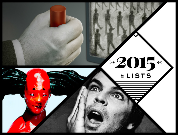 Exclaim!'s Top 10 Worst Album Covers 2015 in Lists