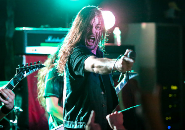 Warbringer / Enforcer / Cauldron / Exmortus Ritual Nightclub, Ottawa ON, January 12