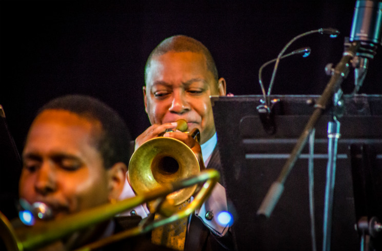 Wynton Marsalis and Jazz at Lincoln Center Orchestra Confederation Park Main Stage, Ottawa ON, June 29