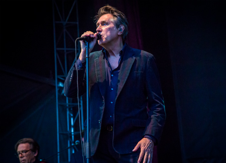 Bryan Ferry LeBreton Flats Park, Ottawa ON, July 17