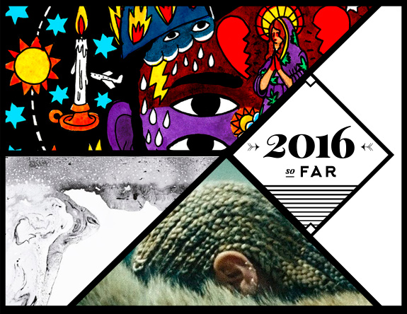 Exclaim!'s Top 27 Albums of 2016 So Far