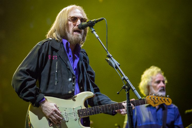 Tom Petty & the Heartbreakers LeBreton Flats Park, Ottawa ON, July 16