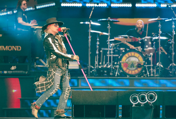 Guns N' Roses Are Still Plotting a New Album, Slash Confirms