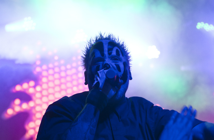 Canadian Juggalo Weekend with Insane Clown Posse, Ice-T, Swollen Members Marquee Beer & Stage, Calgary AB, April 7 to 8