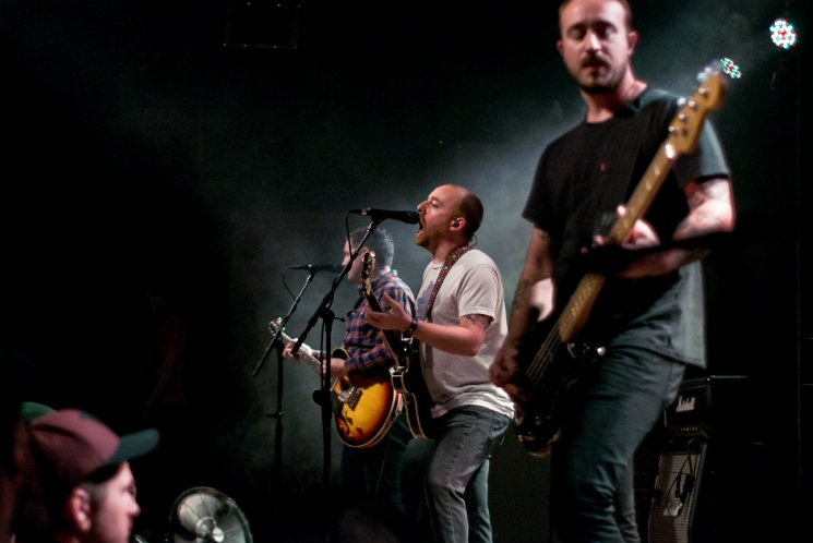 The Menzingers / Julius Sumner Miller / The Sweets Marquee Beer Market & Stage, Calgary AB, October 3