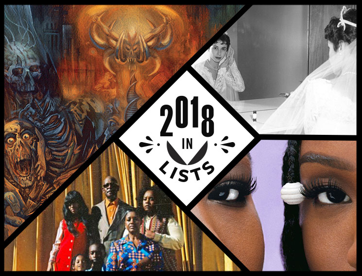 Exclaim!'s Top 10 Underrated Records 2018 in Lists