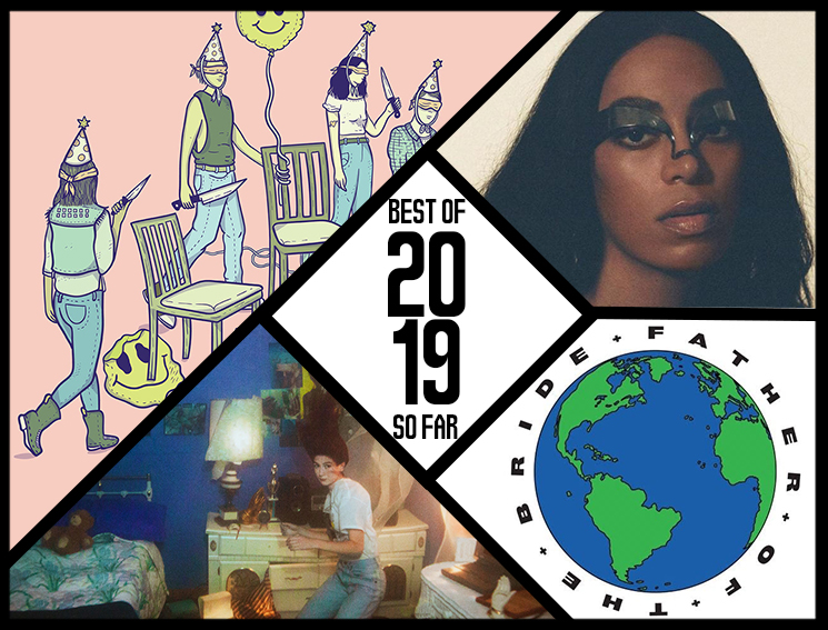 Exclaim!'s Top 29 Albums of 2019 So Far