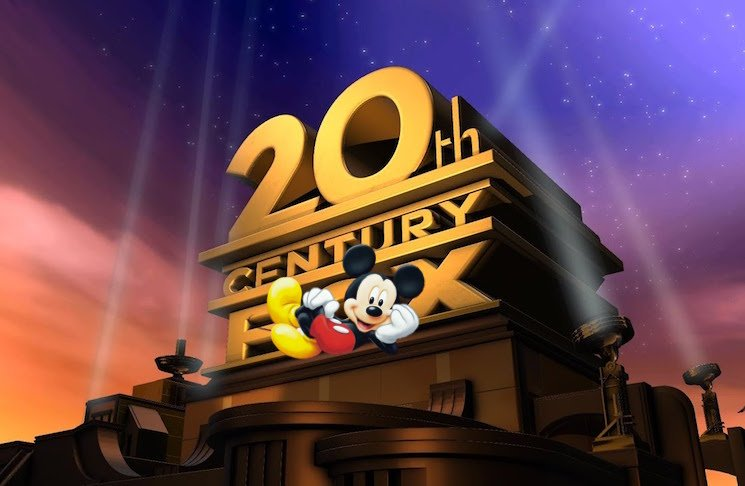 Disney Has Removed the Word 'Fox' from '20th Century Fox'