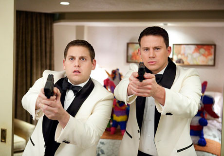 21 Jump Street Phil Lord and Chris Miller