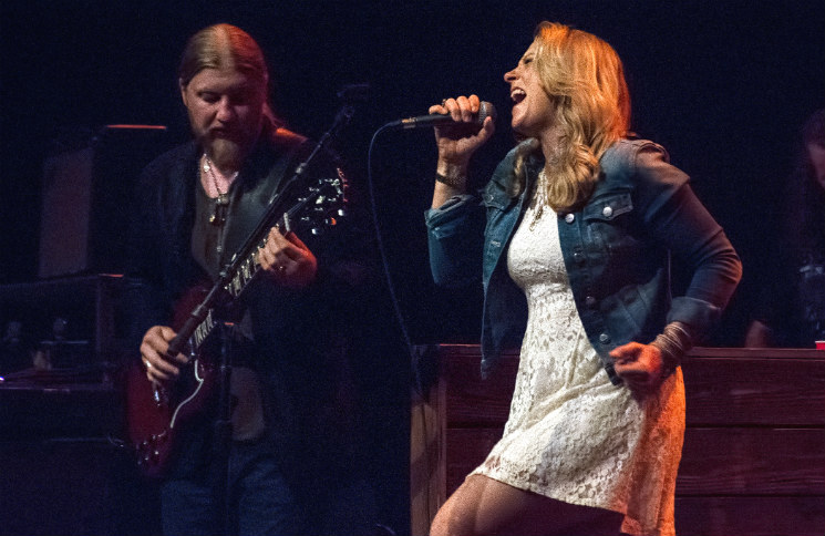 Tedeschi Trucks Band Queen Elizabeth Theatre, Vancouver BC, June 28