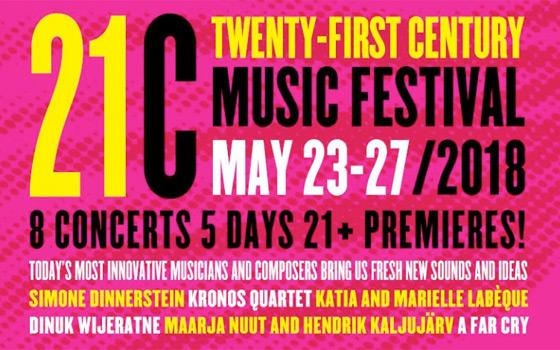 Toronto's 21C Music Festival Reveals 2018 Lineup