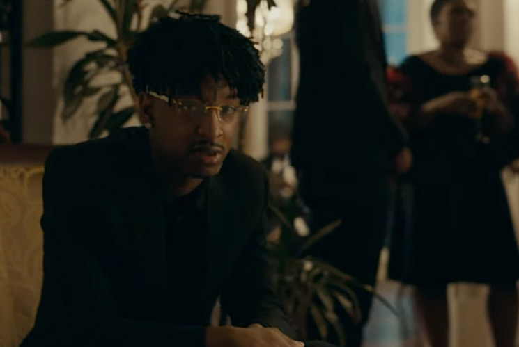 "21 Savage and J. Cole Share New ""a lot"" Video"