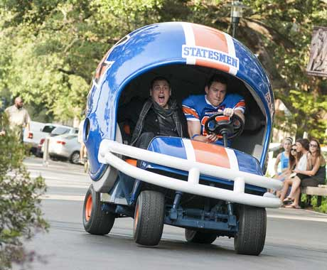 22 Jump Street Phil Lord and Christopher Miller