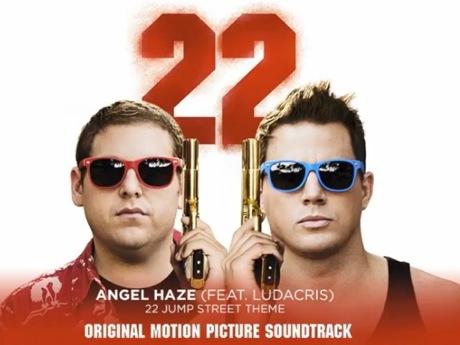 "Angel Haze ""22 Jump Street"" (ft. Ludacris)"