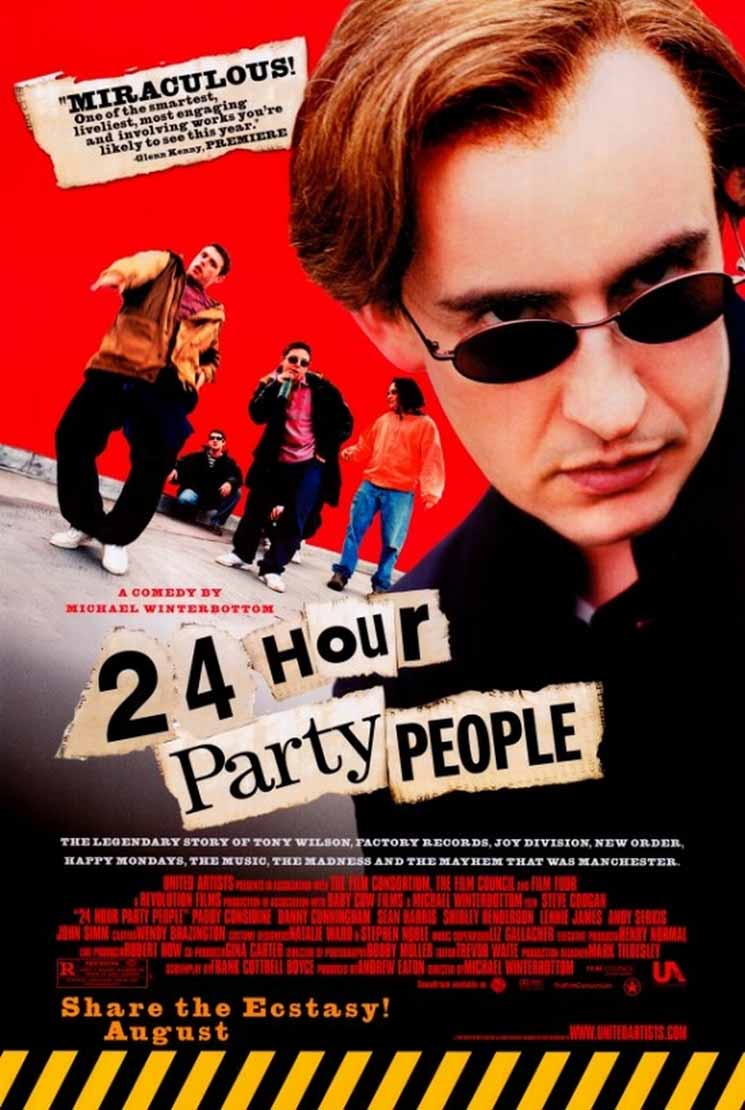 Exclaim! Screenjams Presents '24 Hour Party People'