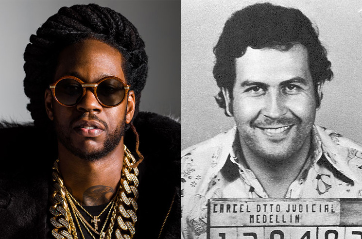 2 Chainz Sued by Pablo Escobar's Family over Restaurant Name