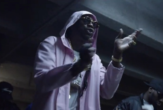 "2 Chainz ""Road Dog"" (video)"