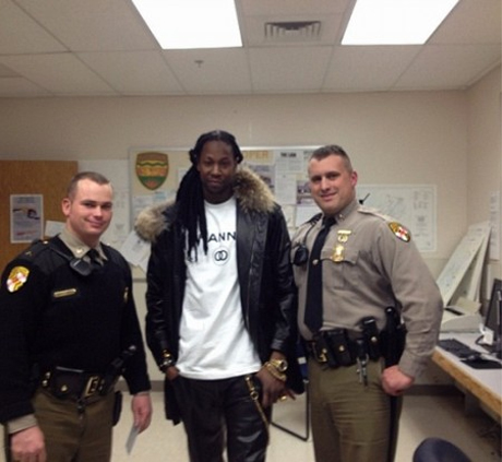 2 Chainz Arrested in Maryland over Weed Grinder